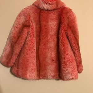 Wee People (Free People) fuzzy fairytale coat